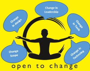 Flexible to change