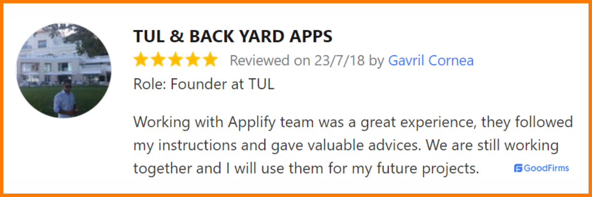 Applify - App Design